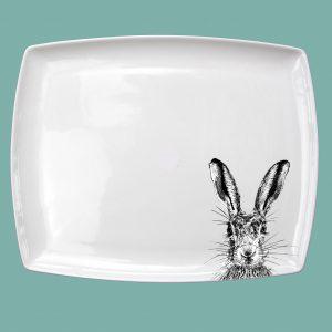 Breakfast platter sassy hare