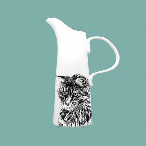 Medium jug cat