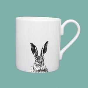 Mug Solemn Hare