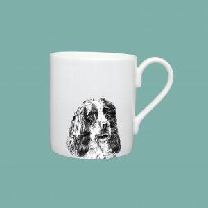 Small Mug Spaniel