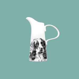 Small jug spaniel