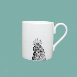 Small mug chicken