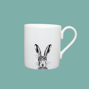 Small mug sassy hare