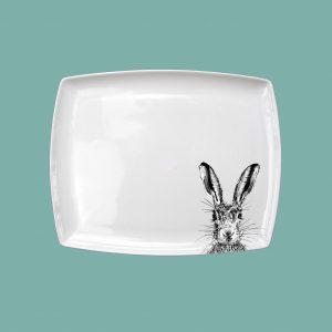 Breakfast Platter small sassy hare