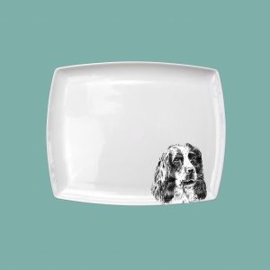 Breakfast Platter small Spaniel
