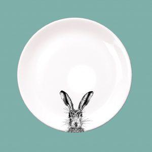 Starter Plate Sassy Hare