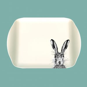 melamine medium sassy hare