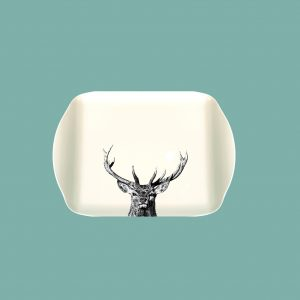 melamine small majestic stag