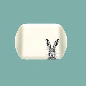 melamine small sassy hare