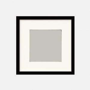 White 10 x 10 frame