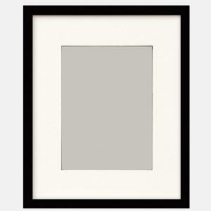 White 50cm x 40cm frame