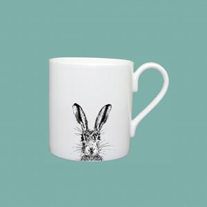 Espresso cup sassy hare