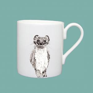 Large mug stoat
