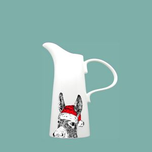 Small Jug Christmas Donkey