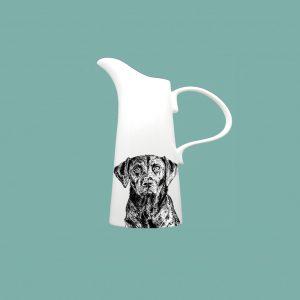 Small jug labrador