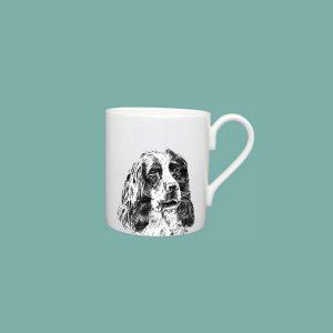 Spaniel Espresso Cup