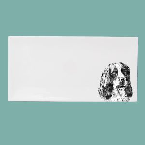 Spaniel Large Breakfast Tray