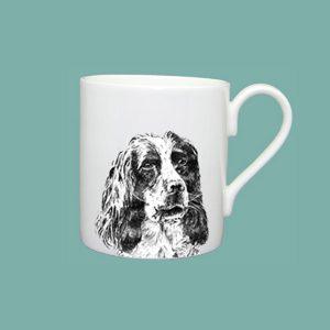 Spaniel Large Mug