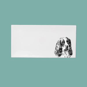 Spaniel Medium Breakfast Tray