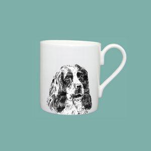 Spaniel Standard Mug