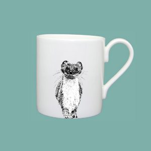 Stoat Large Mug