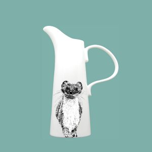 Stoat Medium Jug