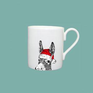 Espresso Christmas Donkey