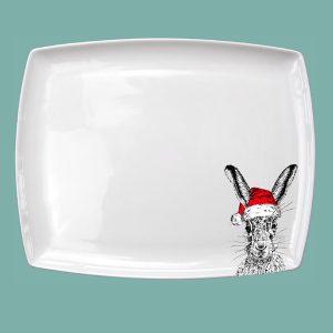 Large Breakfast Platter Christmas Sassy