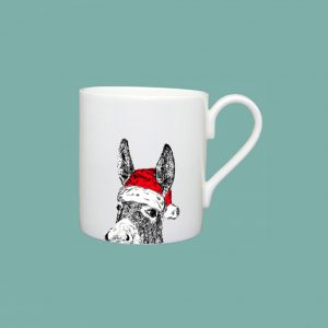 Standard Mug Christmas Donkey