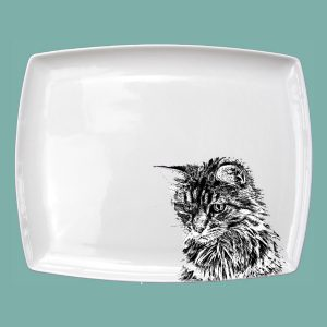 Cat Large Breakfast Platter