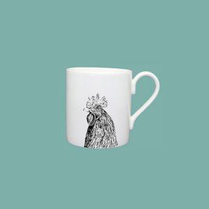 Chicken Espresso Cup