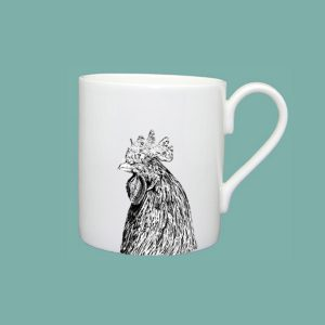 Chicken Large Mug