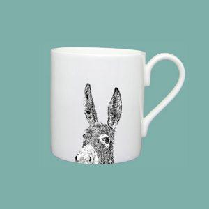 Donkey Large Mug