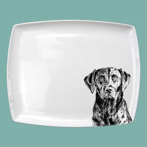 Labrador Large Breakfast Platter