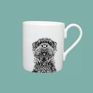 Otter Large Mug