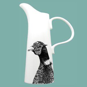 Pheasant X Large Jug