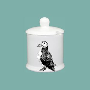 Puffin Condiment Jar