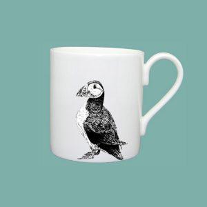 Puffin Large Mug