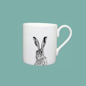 Shy Hare Standard Mug