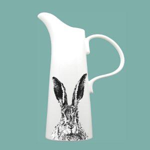 Solemn Hare Large Jug