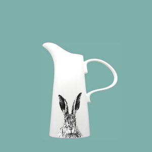 Solemn Hare Small Jug