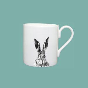 Solemn Hare Standard Mug