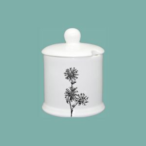 Wild Chicory Condiment Jar