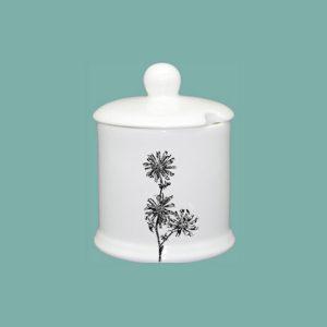 Wild Chicory Condiment Jar
