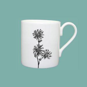 Wild Chicory Large Mug