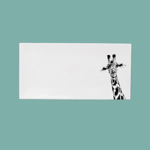 new giraffe medium breakfast tray