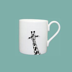 new giraffe standard mug