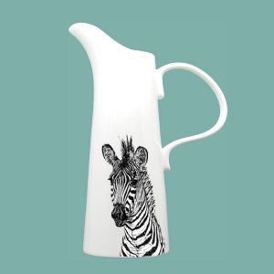 new zebra large jug