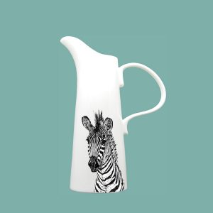 new zebra medium jug