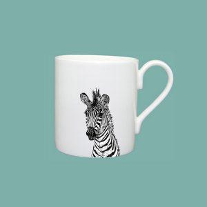 new zebra standard mug
